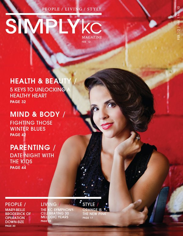 Simply KC Magazine Interview: Conquer Your Clutter Challenges