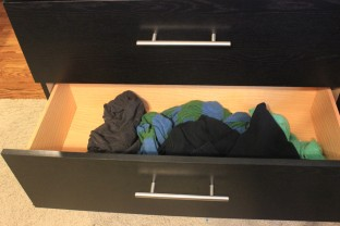 Organizing For Every Room!- messy drawer