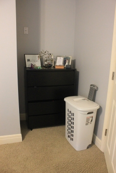 Organizing For Every Room!- time to simplify his dresser