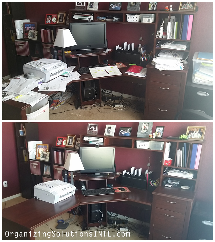 Organizing Paperwork in a Home Office – Organizing KC