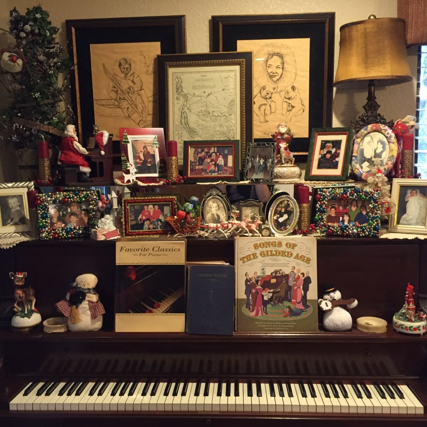 Glitzy Christmas Wonderland- Piano Memoirs