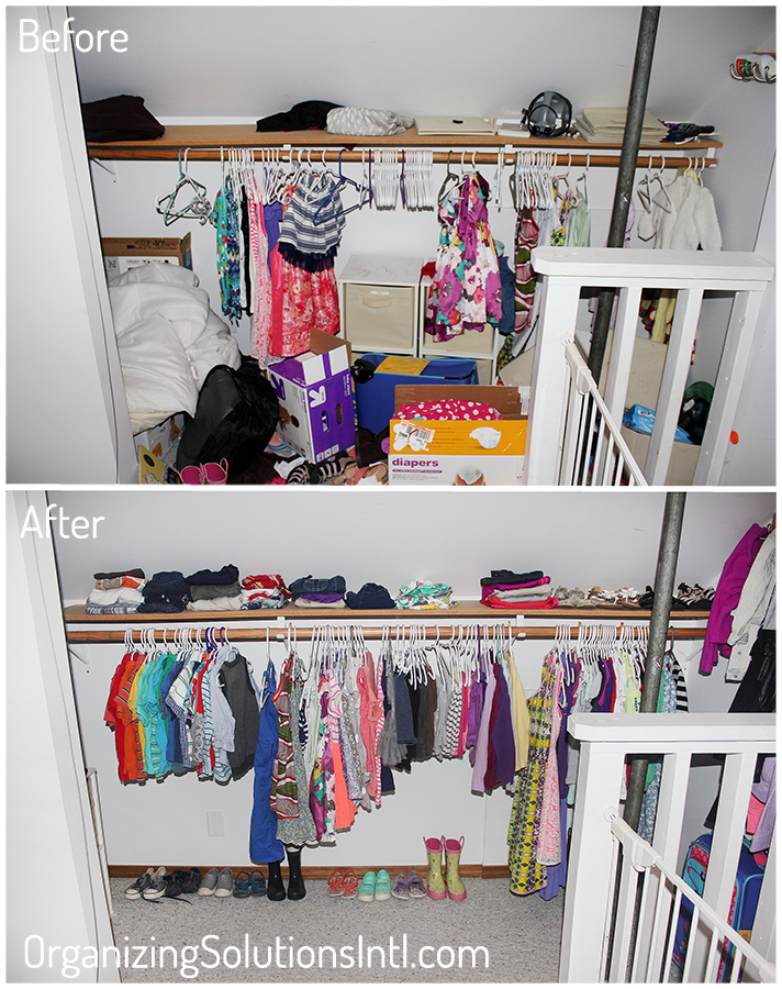 A-Closet-For-Three - before and after