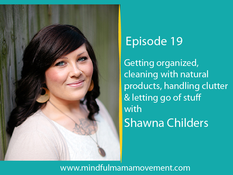 Podcast Interview: Mindful Mama Movement
